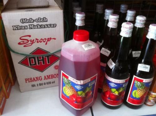 Sirup DHT Asli Makassar